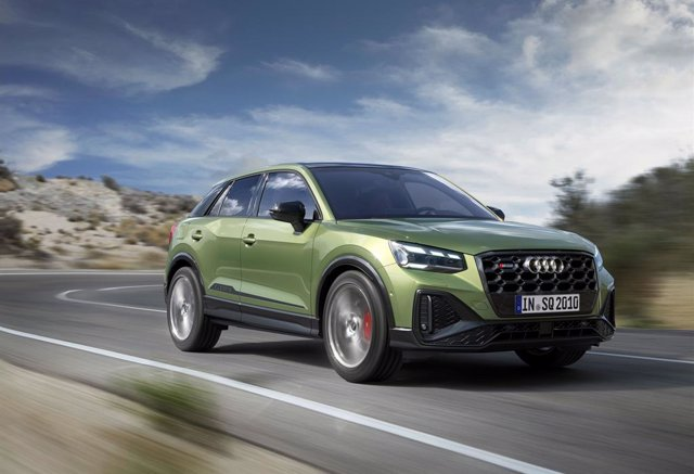 Nuevo Audi SQ2.