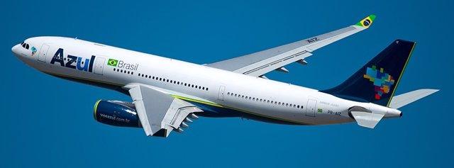 Avión de Azul Airlines