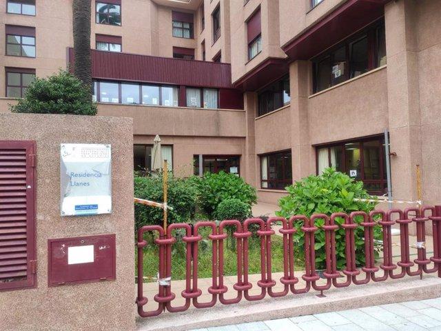 Residencia de mayores pública (ERA) en Llanes