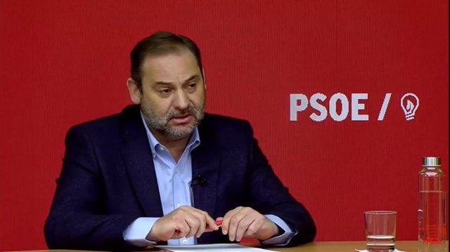 El secretari d'Organizació del PSOE, José Luis Ábalos.