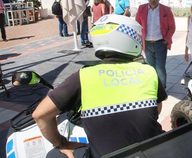 Policía Local de Marbella