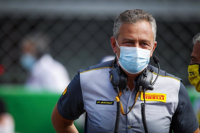 ISOLA Mario (ita), Motorsport Racing Manager of Pirelli, portrait during the Formula 1 Gran Premio Heineken D'italia 2020, 2020 Italian Grand Prix, from September 4 to 6, 2020 on the Autodromo Nazionale di Monza, in Monza, near Milano, Italy - Photo Flore