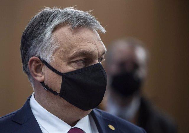 Viktor Orban, primer ministro de Hungría