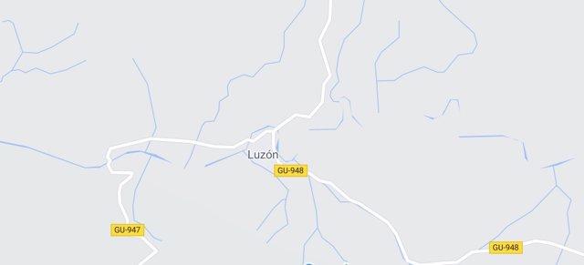 Imagen de Luzón en Google Maps