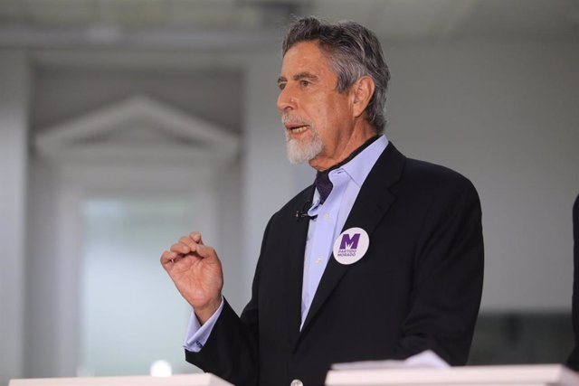 El nuevo presidente de Perú, Francisco Sagasti