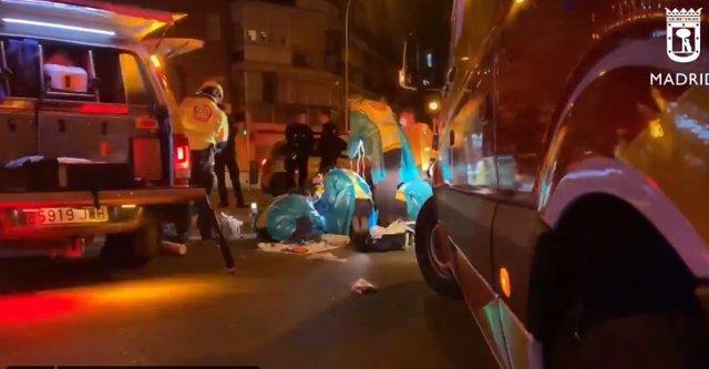 Detenido en Puerto del Rey (Toledo) el presunto autor del apuñalamiento a dos personas en Villaverde