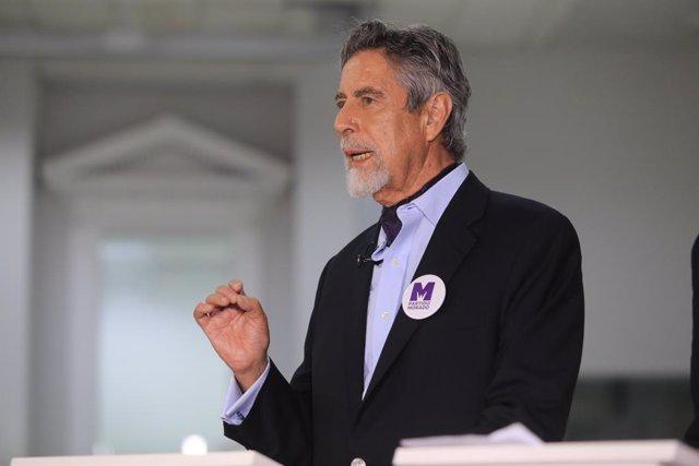 El Congrés del Perú elegeix Francisco Sagasti nou president interí del país