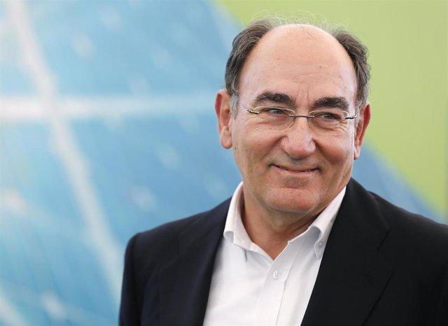 Ns / El Salmantino Ignacio Galán, Entre Los Cinco Mejores Ceo Del Mundo