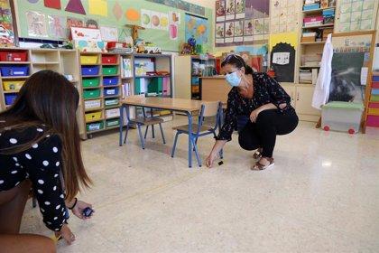 Las asociaciones de estudiantes exigen que la enseñanza continúe siendo presencial
