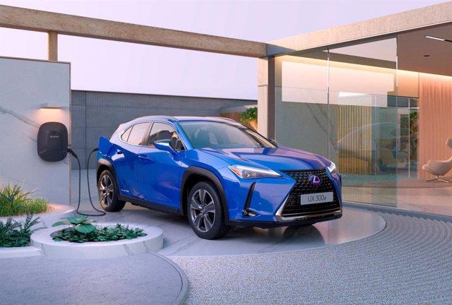 Lexus UX 300e 100% eléctrico.