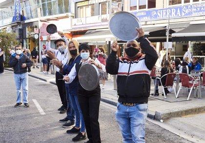 Hostelería convoca el jueves concentraciones en once municipios cántabros