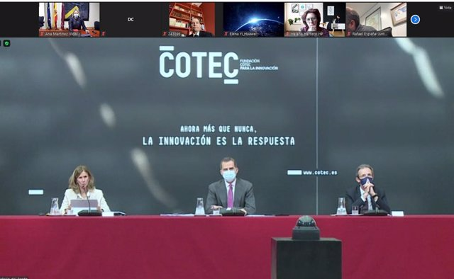 Reunión anual de la Fundación para la Innovación (Cotec),