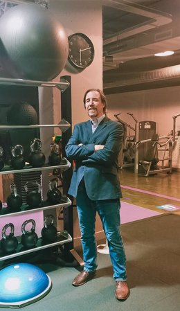 Tim Devereaux, director general para España de Anytime Fitness