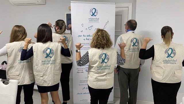 El Colegio de Enfermería de Tenerife crea la ONG Solidaridad Enfermera Tenerife