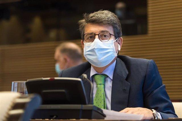El diputado nacional del Partido Popular por Almería Juan José Matarí