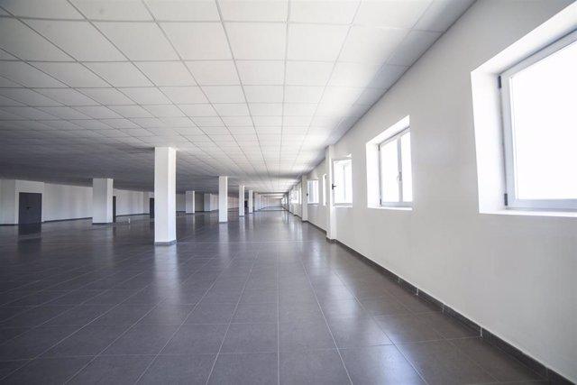 Centro empresarial de Haya Real Estate en Valencia