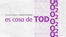 Bristol Myers Squibb lanza la campaña 'Es Cosa de Todos' para concienciar sobre el cáncer de pulmón