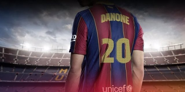 El FC Barcelona firma un acuerdo de patrocinio con Danone North America