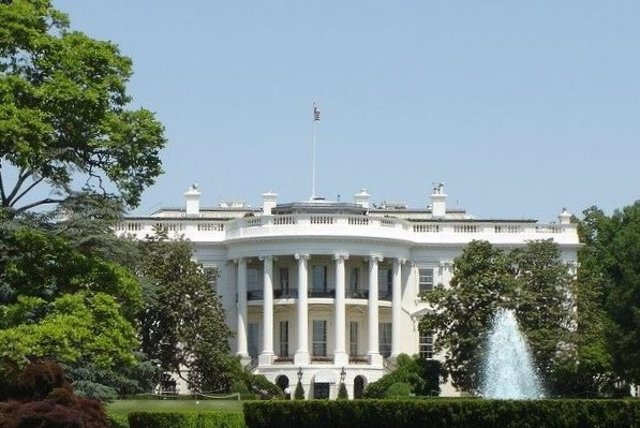 Imagen de archivo de la Casa Blanca