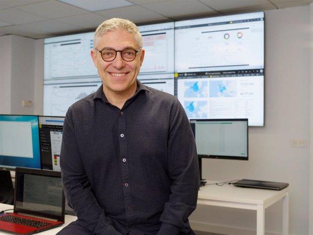Javier Perea, consejero delegado y cofundador de SmartProtection