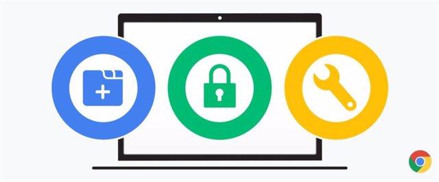 Actualización Google Chrome