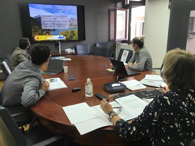Comisión de Desembalse de la Cuenca del Duero.