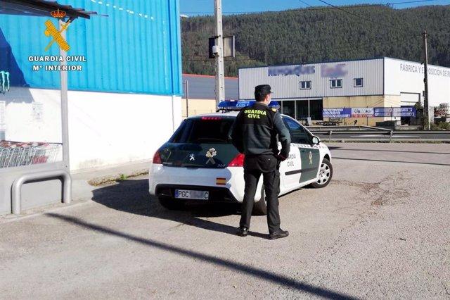 Nota De Prensa La Guardia Civil Detiene A Dos Personas Por Robo Con Violencia