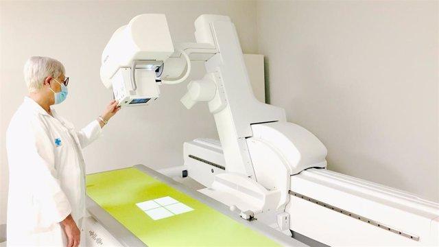 Asepeyo ha instalado en su centro asistencial Barcelona-Vía Augusta  un sistema de fluoroscopia con control remoto combinado con radiografía digital avanzada, el CombiDiagnost R90 1.1 de Philips