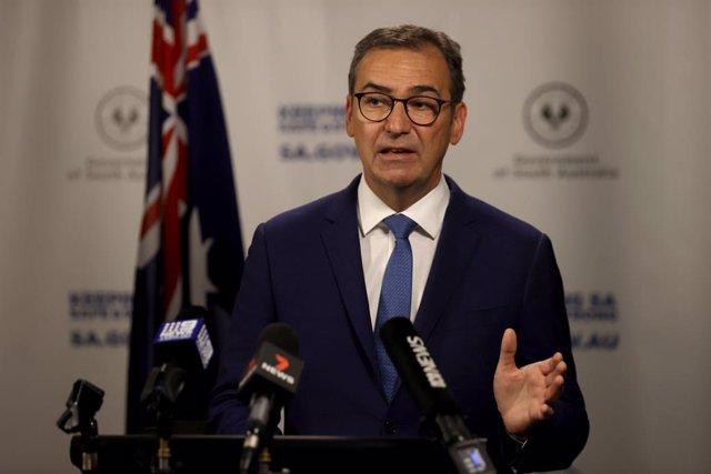 Steven Marshall, primer ministro del estado australiano de Australia Meridional