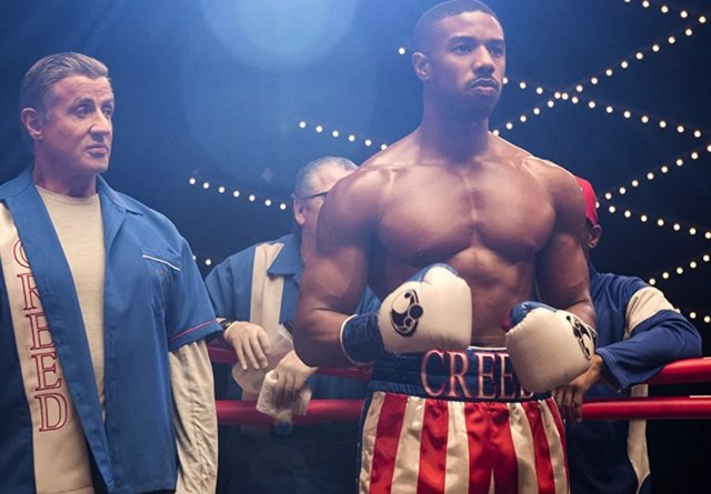 Michael B. Jordan en Creed 2