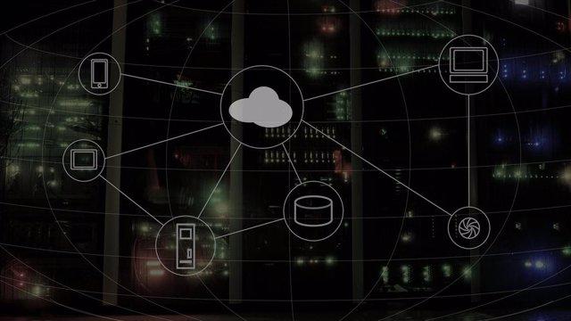 Computación en la nube.