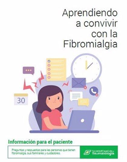 La Sociedad Española de Reumatología publica nuevas recomendaciones para mejorar el tratamiento de la fibromialgia
