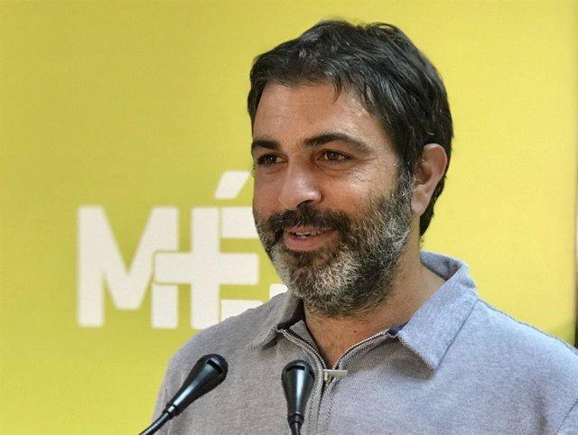 El diputado de MÉS Josep Ferrà
