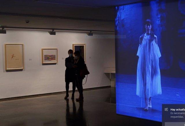 Exposición 'Glacial Decoy, Robert Rauschenberg - Trisha Brown' en el IVAM