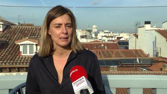 Entrevista con Sandra Barneda, finalista del Premio Planeta