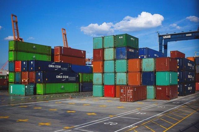 Containers de mercancías