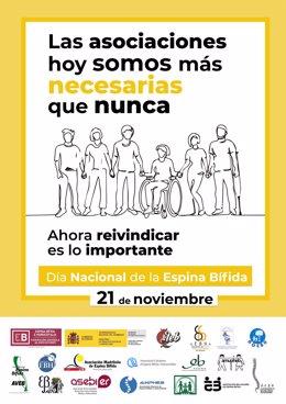 Federación Española de Asociaciones de Espina Bífida e Hidrocefalia lanza una campaña por el Día de la enfermedad