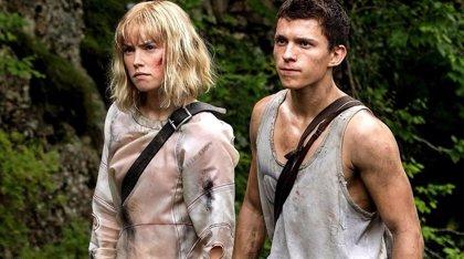 Avance del tráiler de Chaos Walking: Tom Holland y Daisy Ridley sobreviven en una Tierra sin mujeres