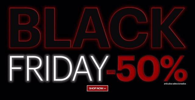 Empieza el Black Friday en Koröshi con hasta el 50% de descuento