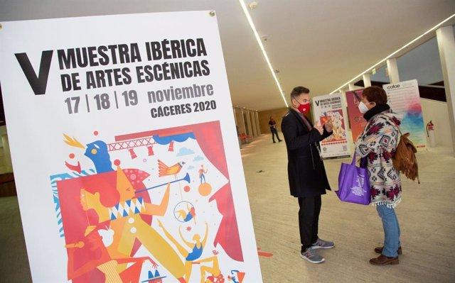 La Muestra de Artes Escénicas reúne en Cáceres a programadores y distribuidores