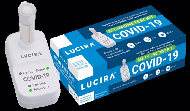 Lucira COVID-19 All-In-One Test Kit