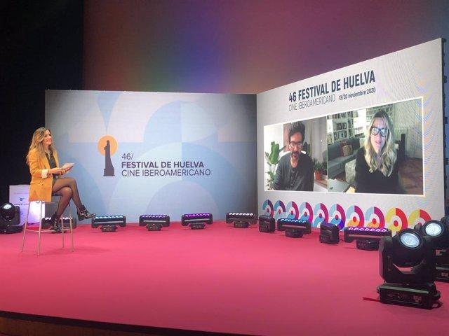 Rueda de prensa con el documentalista argentino Hernán Zin sobre '2020'