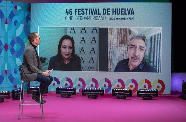 Encuentro telemático con Ricardo Darín en el marco del Festival Iberoamericano de Cine de Huelva