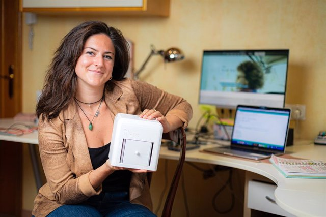 La ingeniera biomédica española, Judit Giró, ganadora del premio James Dyson Award 2020