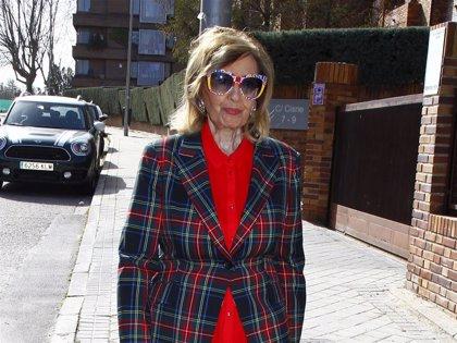 María Teresa Campos prefiere no posicionarse en la guerra que mantienen Isabel Pantoja y Kiko Rivera