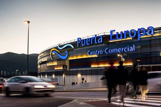 Centro comercial de la socimi Castellana Properties