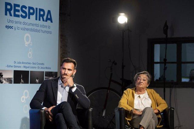 El palista Saúl Craviotto, protagonista del documental 'Respira' para concienciar sobre la importancia de cuidar los pulmones