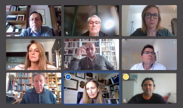 Comisión rectoral de la Cátedra Fundación Cepsa de la Universidad de Cádiz