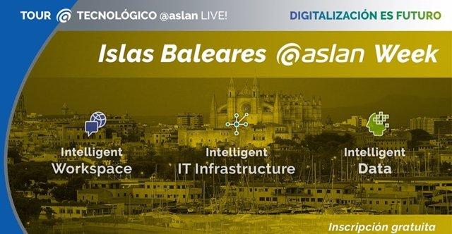 Tour AslanLive! en Baleares.