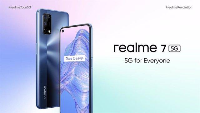 Realme 7 5G.